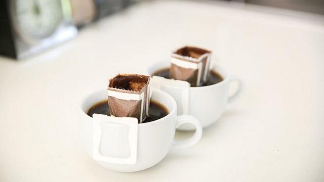 ドリップバッグコーヒー