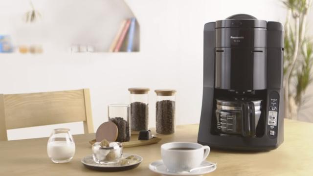 コーヒーメーカーパナソニック