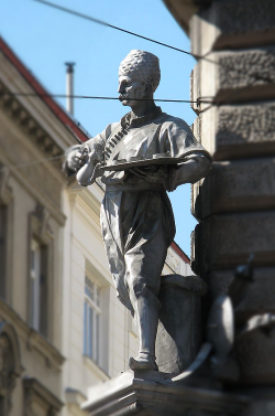 コルシツキー像